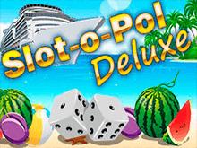 Автомат Slot-o-pol Deluxe вместе с бонусами