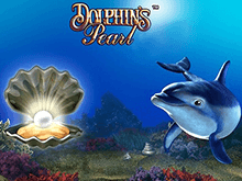 Автомат Dolphin's Pearl из бонусом