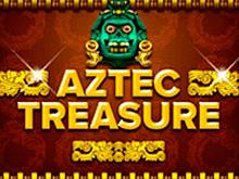 Бонусы на игровом автомате Aztec Treasure