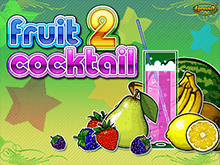 Игровой автомат Fruit Cocktail 2 с бонусами