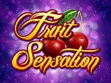 Игровой устройство Fruit Sensation  со бонусом