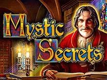 Игровой агрегат Mystic Secrets не без; бонусами