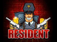 Игровой робот Resident от бонусами